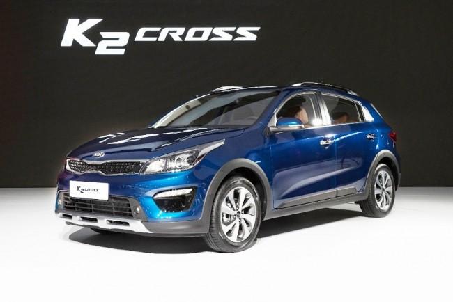 Kia K2 (Rio) Cross