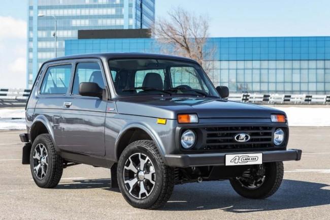 Lada 4x4 40 Anniversary