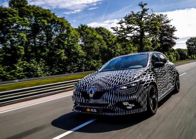 2018 Renault Megane R.S.