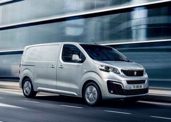 2017 Peugeot Expert