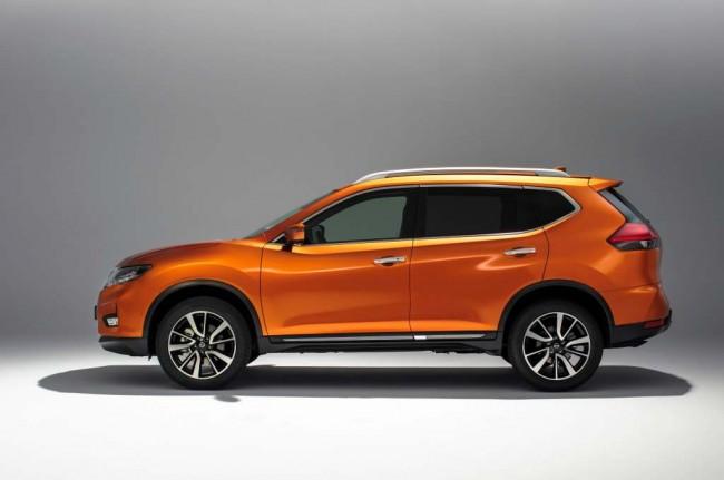 Nissan представила обновленный вседорожник X-Trail