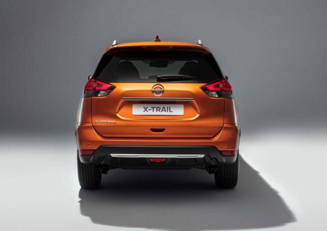 Компания Ниссан представила обновлённый вседорожный автомобиль X-Trail