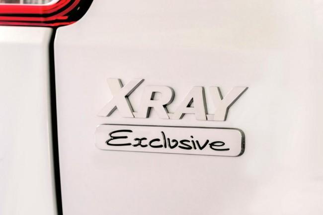 Волжский автомобильный завод назвал цены насамую дорогую «эксклюзивную» Лада XRAY
