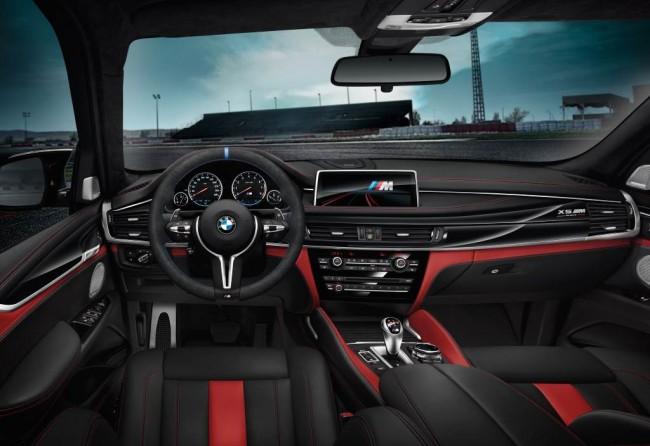 BMW X5 M The Black Fire Edition