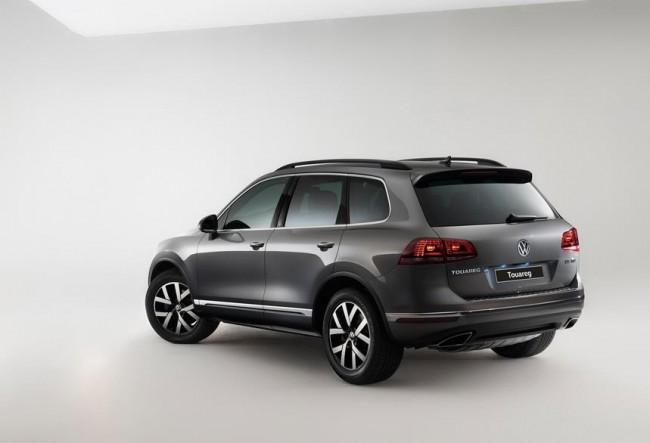 VW Touareg получил новейшую спецверсию в Российской Федерации