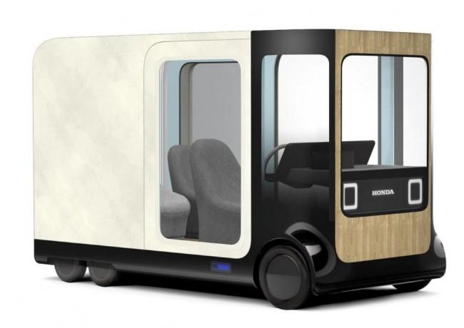 Honda le-Mobi Concept