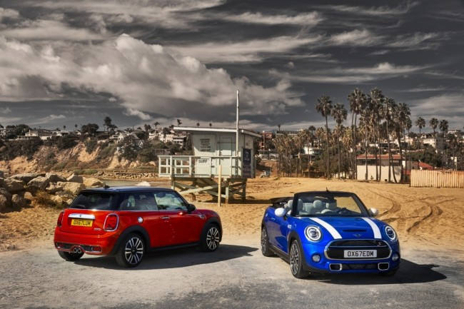2019 MINI Cooper S и 2019 Mini Cooper S Convertible