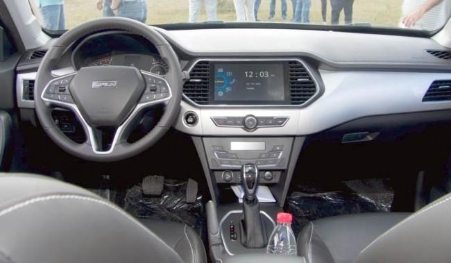 2018 Lifan X70
