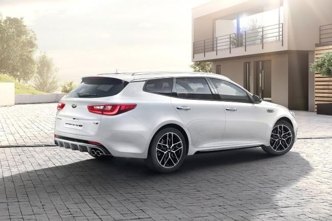 2019 Kia Optima Sportswagon