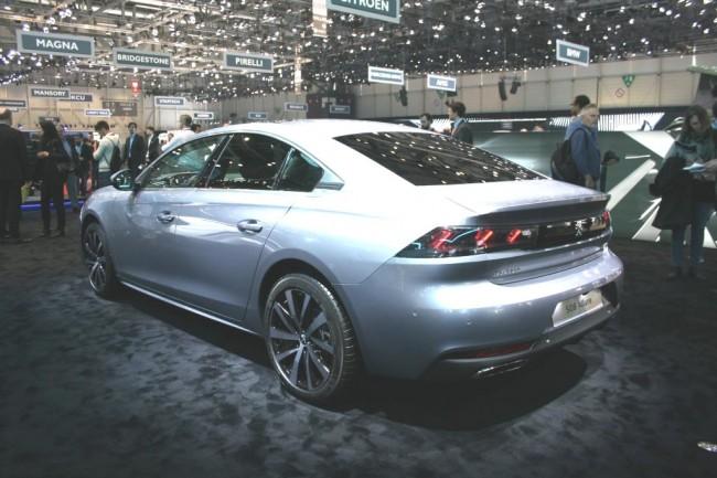 2019 Peugeot 508