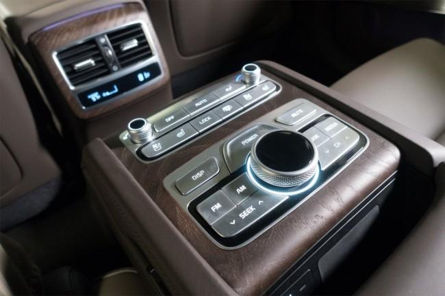 2019 Kia K900 (Quoris)