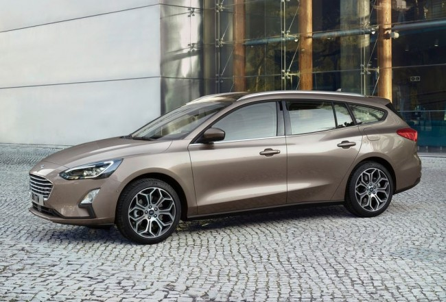 2019 Ford Focus Wagon
