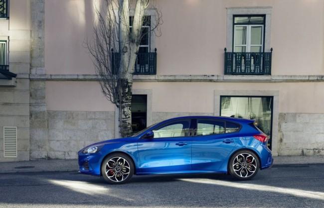2019 Ford Focus