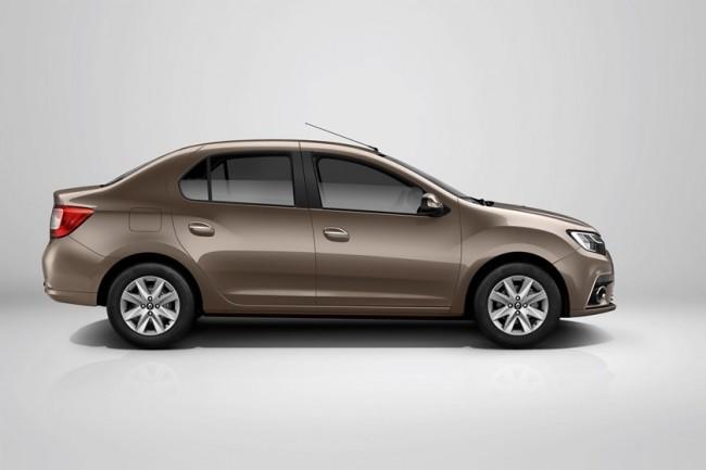 2019 Renault Logan