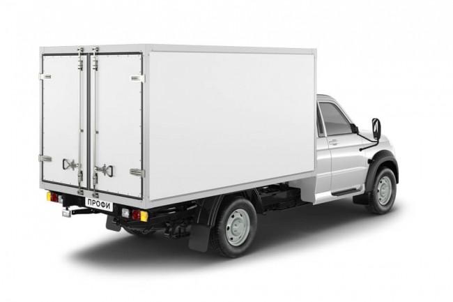 """Промтоварный фургон """"УАЗ Профи"""""""