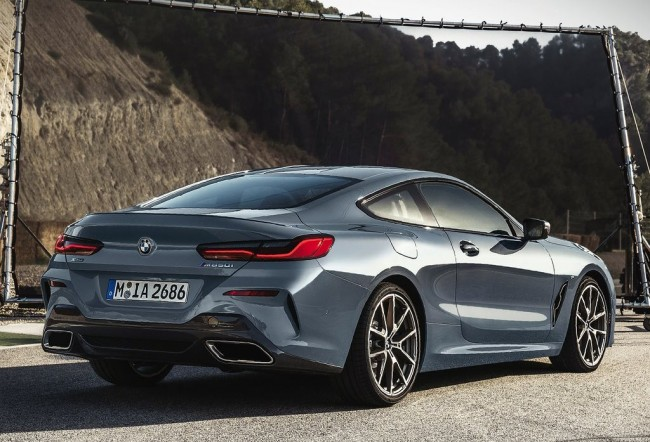 2019 BMW 8-Series Coupe