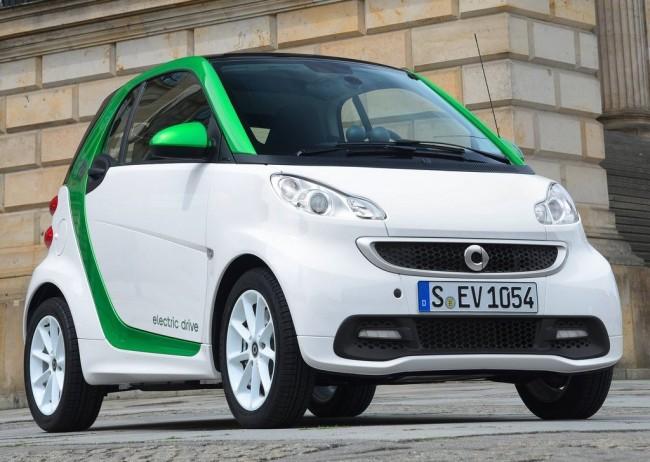 2013 Smart EQ ForTwo