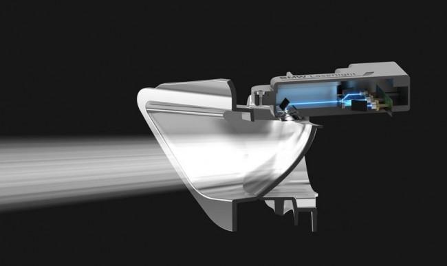 Система BMW Laserlight