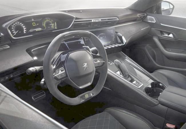 508 Peugeot Sport Engineered Concept