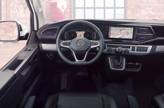 2019 Volkswagen Multivan T6.1