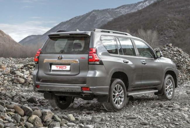 2019 Toyota Land Cruiser Prado TRD