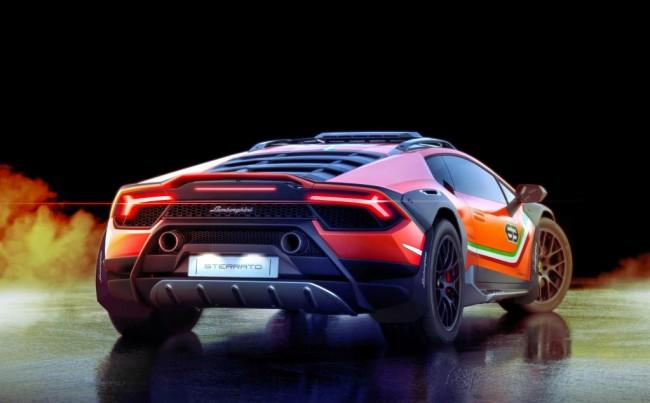 Lamborghini Huracan Sterrato Concept