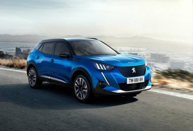 2020 Peugeot e-2008