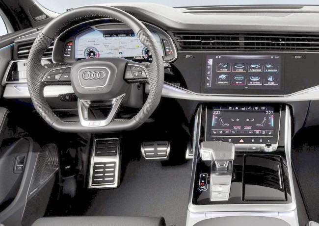 2020 Audi Q7
