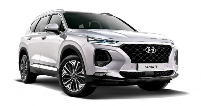 Hyundai Santa Fe Rock Edition