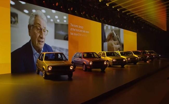 Мировая премьера Volkswagen Golf восьмого поколения 24 октября 2019 года, Вольфсбург