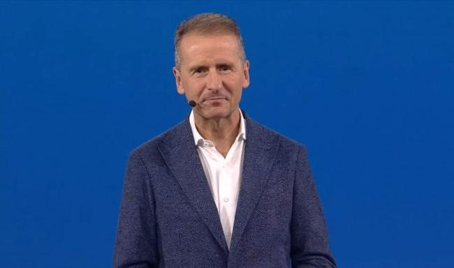 Герберт Дисс, председатель правления Volkswagen AG