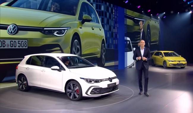 Ральф Брандштеттер, главный операционный директор марки Volkswagen