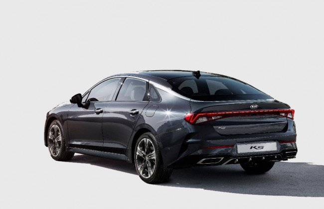 2021 Kia K5 (Kia Optima)