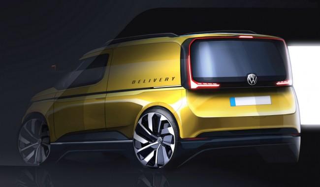 2020 Volkswagen Caddy (предварительное изображение)