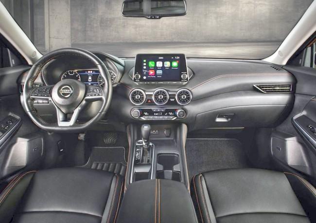 2020 Nissan Sentra (US)