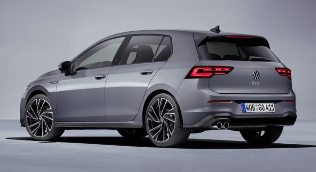 2021 Volkswagen Golf GTD