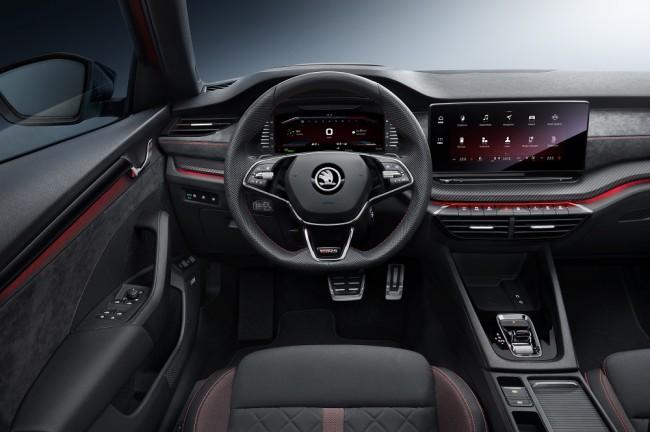 2020 Skoda Octavia RS iV