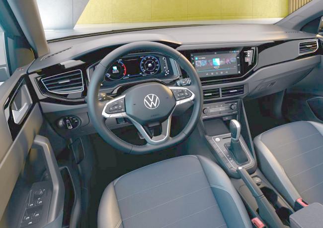 2021 Volkswagen Nivus