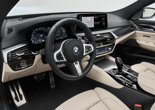 2021 BMW 6-Series GT