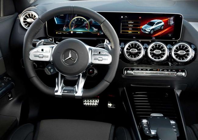 2021 Mercedes-AMG GLA 35