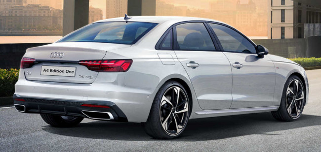 2021 Audi A4 Edition One
