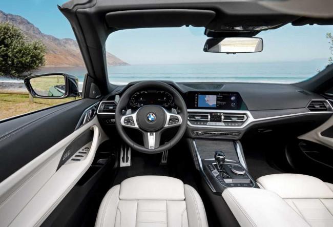 2021 BMW 4-Series Cabrio