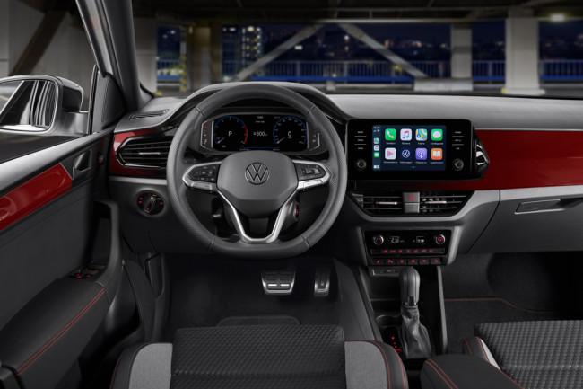 """2021 Volkswagen Polo с пакетом """"Спорт"""""""