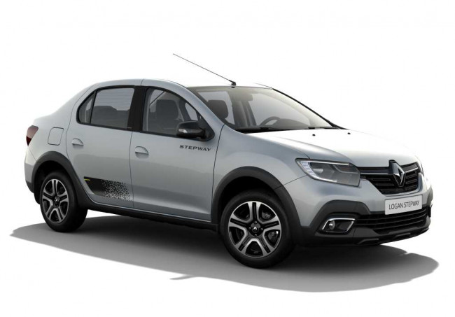 2021 Renault Logan Stepway