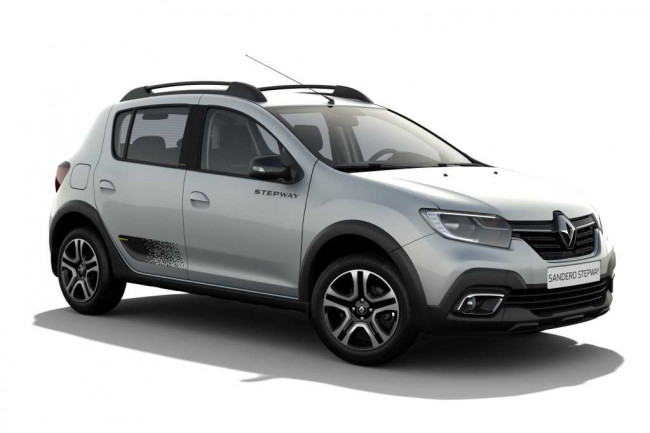 2021 Renault Sandero Stepway