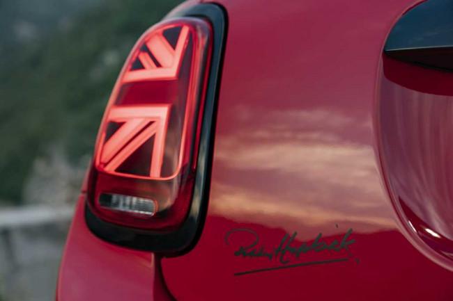 MINI Cooper S Paddy Hopkirk Edition