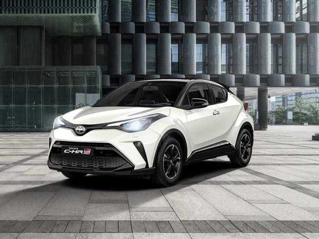2021 Toyota C-HR GR Sport