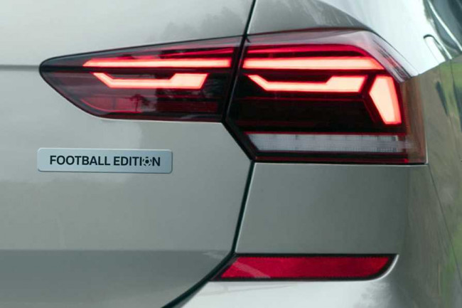 Volkswagen Polo Football Edition