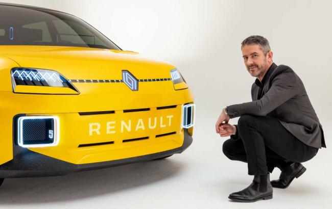 Логотип Renault 2021 года