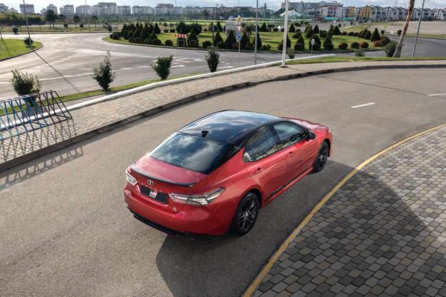2021 Toyota Camry GR-Sport